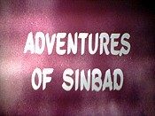 Shindbad No Baden (Arabian Night Sindbad Adventure) Cartoon Picture