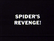 Spider's Revenge! (Ironman # 28) Free Cartoon Picture