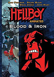 Hellboy Animated: Blood And Iron Cartoon Picture