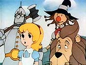 Ozu No Mah�tsukai (The Wizard Of Oz) Cartoon Character Picture