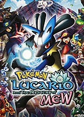 Pok�mon: Lucario And The Mystery Of Mew Cartoon Character Picture