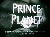 The Gift From Prince Planet Picture Into Cartoon