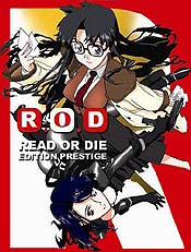 R.O.D. (Series) Picture Of Cartoon