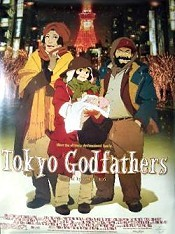 Tokyo Godfathers Cartoon Picture