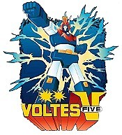 Reviving Voltes V! Pictures In Cartoon