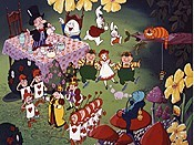 The House Of The White Rabbit Picture Into Cartoon