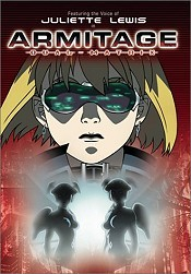 Armitage: Dual Matrix Pictures Cartoons