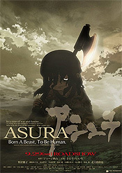 Asura (Ashura) Picture Into Cartoon