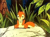 Neko No Ko Wa Risu (A Cat's Child Is A Squirrel) Picture Of The Cartoon