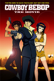 Cowboy Bebop: Tengoku No Tobira Cartoon Picture
