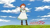 Akage No An (Red-Haired Anne) Cartoon Picture