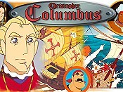 Christopher Columbus (Series) (Christopher Columbus: The Commemorative Series) Picture Into Cartoon