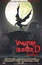 Vampire Hunter D: Bloodlust Cartoon Picture