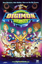 Digimon: The Movie Picture Of Cartoon