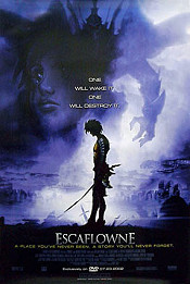 Escaflowne Cartoon Picture