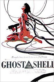 K�kaku Kid�tai (Ghost In The Shell) Picture Into Cartoon