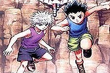 Hunter X Hunter: Greed Island Episode Guide Logo