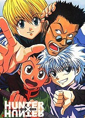 Ii Ko? � Warui Ko? � Kirua (Good Boy? � Bad Boy? � Killua) Cartoons Picture