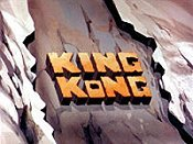 King Kong No Diamond Pictures In Cartoon