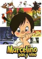 Marcelino Pan Y Vino (Series) Cartoon Picture