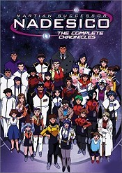 Kido Senkan Nadesico (Series) Cartoon Picture