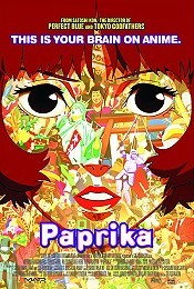 Paprika Cartoon Picture