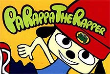 Para Parappa Episode Guide Logo