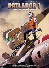 Kid� Keisatsu Patoreb�: The Movie (Patlabor 1: The Movie) Cartoon Character Picture