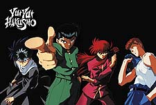 Yu Yu Hakusho Episode Guide Logo
