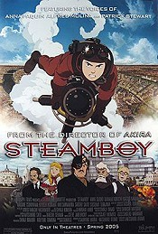 Such�mub�i (Steamboy) Cartoon Picture