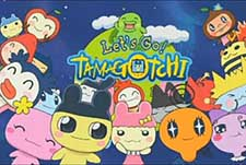 Anime TV de Hakken! Tamagotchi Episode Guide Logo