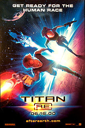 Titan A.E. Picture Into Cartoon