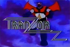 TranZor Z Episode Guide Logo