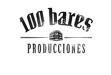 100 Bares Producciones Studio Logo