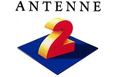 Antenne 2 Studio Logo