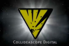 Collideascope Digital Productions Studio Logo