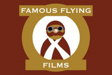 Famous Flying Films Studio Logo