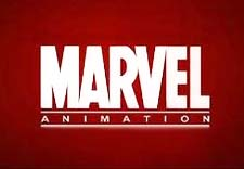 Marvel Films Animation Studio Logo