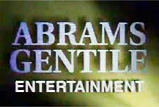 Abrams Gentile Entertainment Studio Logo