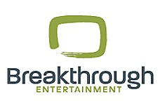 Breakthrough Entertainment Studio Logo