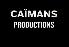 Ca�mans Productions Studio Logo
