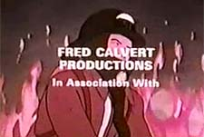 Fred Calvert Productions Studio Logo
