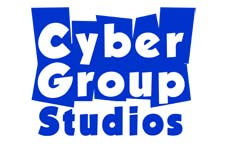 Cyber Group Studios Studio Logo