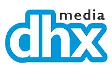 DHX Media Studio Logo