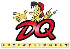 DQ Entertainment Studio Logo