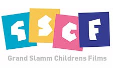 Grand Slamm Children's Films Studio Logo