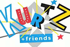 Kurtz & Friends Animation Studio Logo