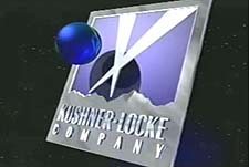 Hyperion-Kushner-Locke Productions Studio Logo