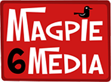 Magpie 6 Media Studio Logo
