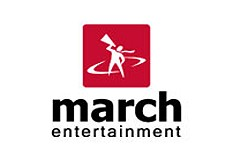 March Entertainment Studio Logo